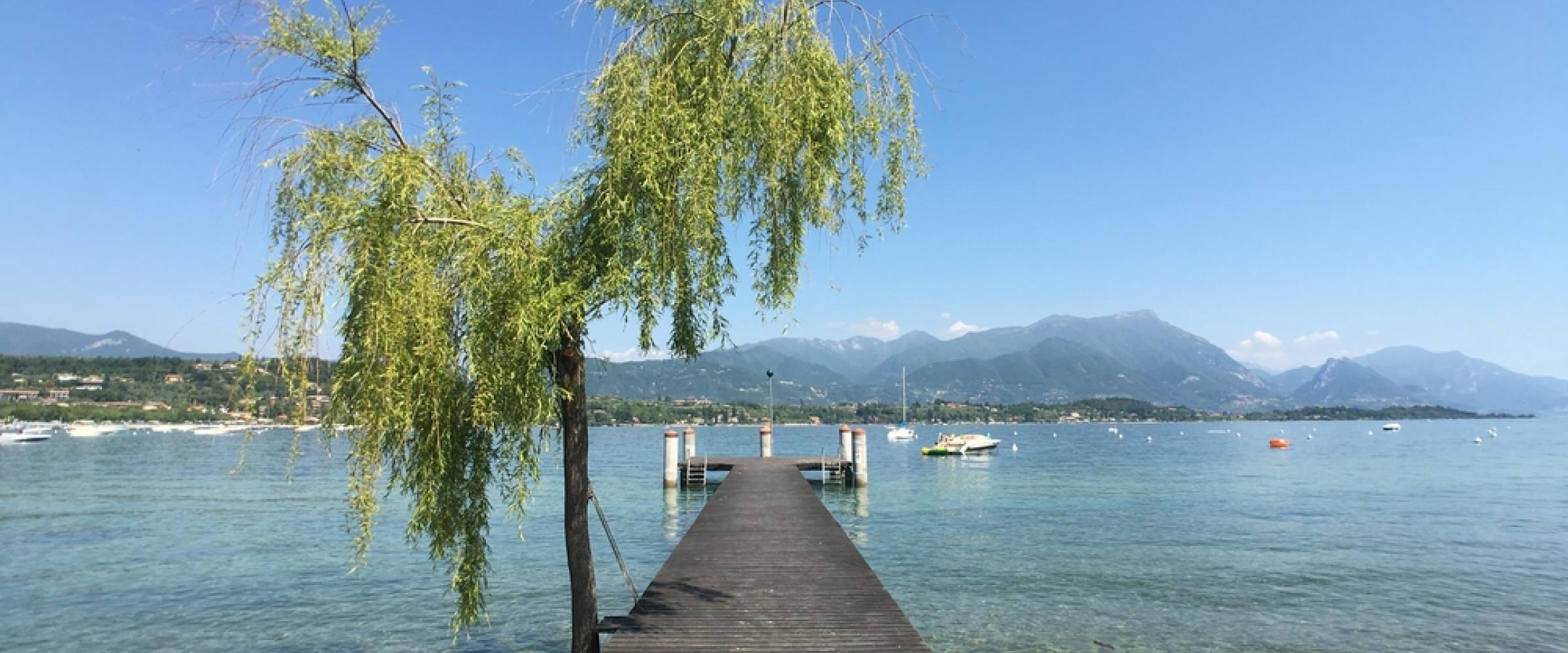 Perchè scegliere un residence sul lago di Garda vicino alla spiaggia