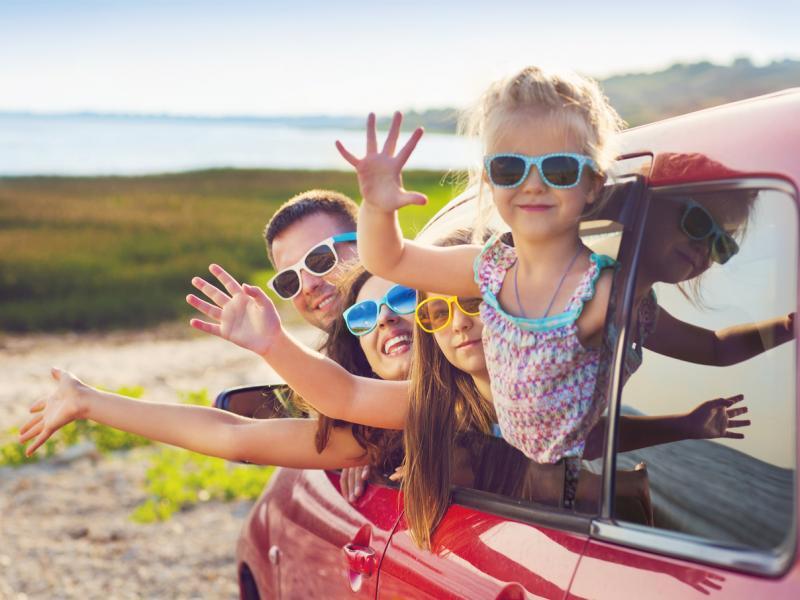 vacanza famiglia lago di Garda