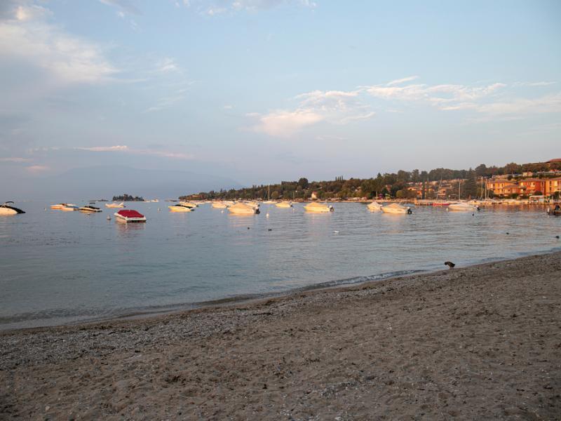 spiaggia romantica manerba